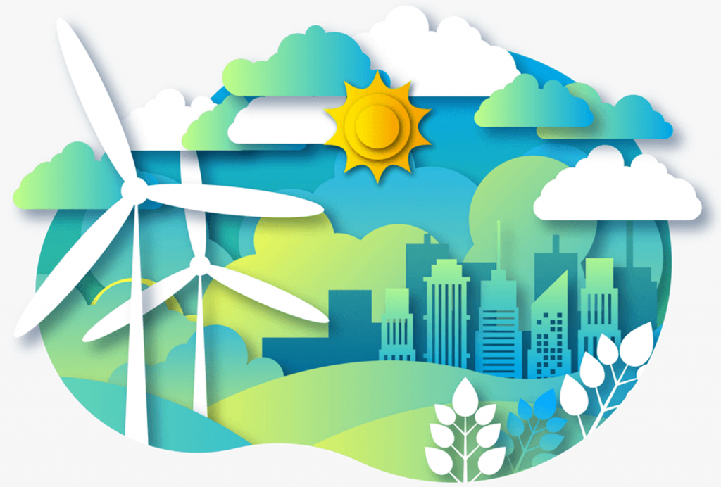 Creating a green future with solar